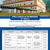 Cipla walk in interview for Executive  /Sr Executive on 15th September 2019