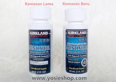 Minoxidil Penumbuh Rambut, Alis, Bulu-Bulu Khusus Cewek atau Wanita