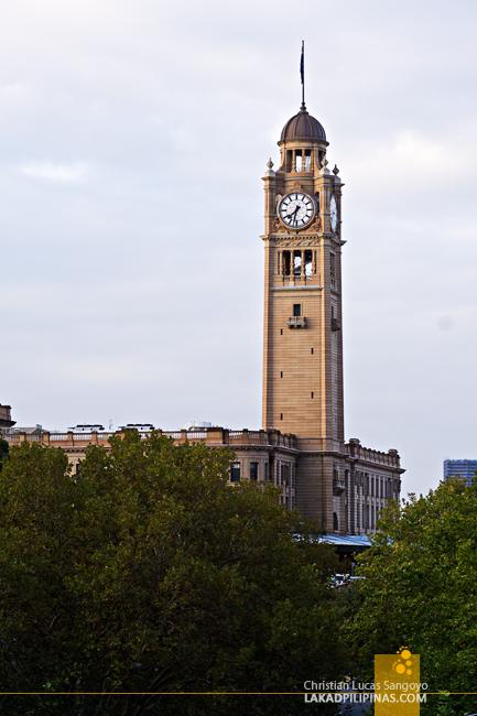 Sydney Central Inn View