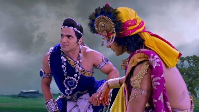 Radha Krishna: Star Bharat Radha Krishn - Session 4 E222 26th August 2021 Episode