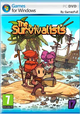 The Survivalists (2020) PC Full Español