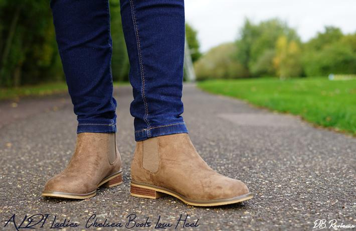 Aldi Chelsea Boots
