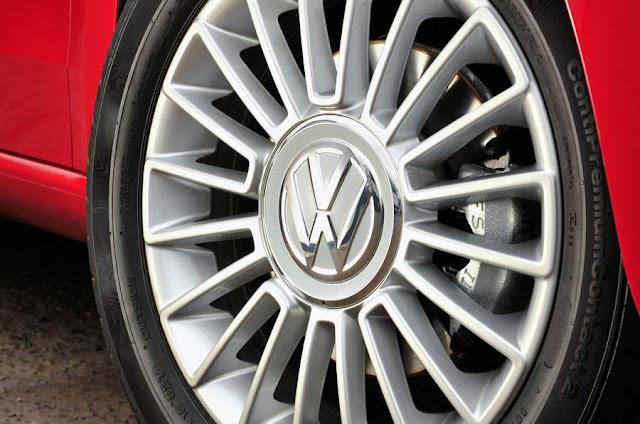 2016 Volkswagen Up