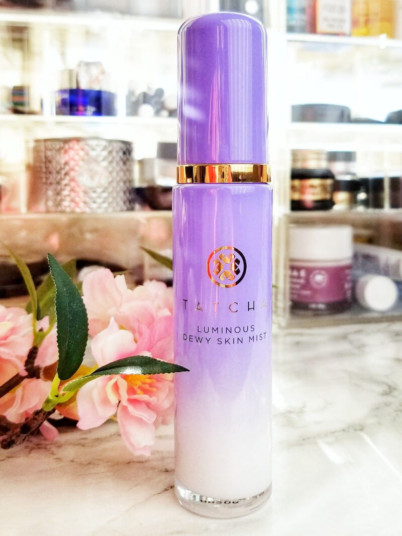 Tatcha Luminous Dewy Skin Mist is a Luxe Treat For Dry Skin 5