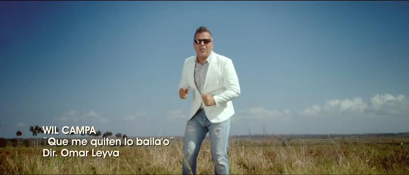 Wil Campa - ¨Que me quiten lo bailao¨ - Videoclip - Dirección: Omar Leyva. Portal Del Vídeo Clip Cubano