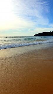 Karon Beach Thai Thailand Gezenti