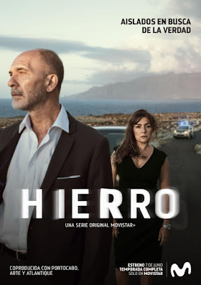 Hierro (TV Series) S01 Custom HD Spanish 2DVD