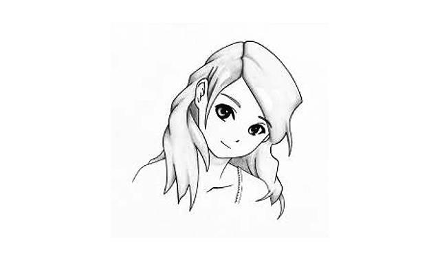 dibujos fáciles de anime a lapiz