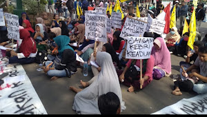 Rabu Besok , Forum Warga Pilar Tertindas Akan Melakukan Aksi Demo di Depan Kantor PN Kabupaten Bekasi
