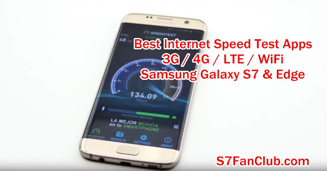 How To Do Galaxy S10 Internet Speed Test with Apps?