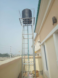 Cost Estimate for Water Tank Tower