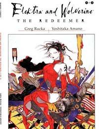 Elektra and Wolverine: The Redeemer