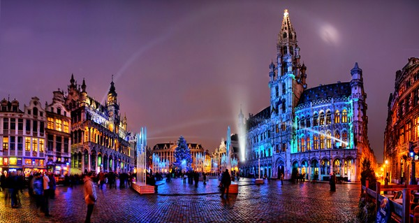 Alugar um carro na Bélgica - Bruxelas