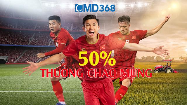 thể thao 50% cmd368