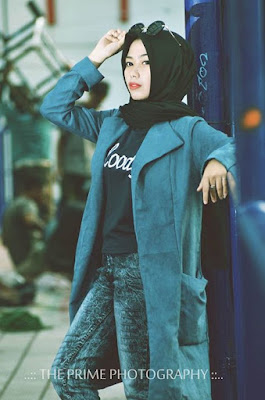 Style Pakaian Hijab Sehari Hari