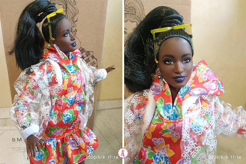 Кукла Барби африканка