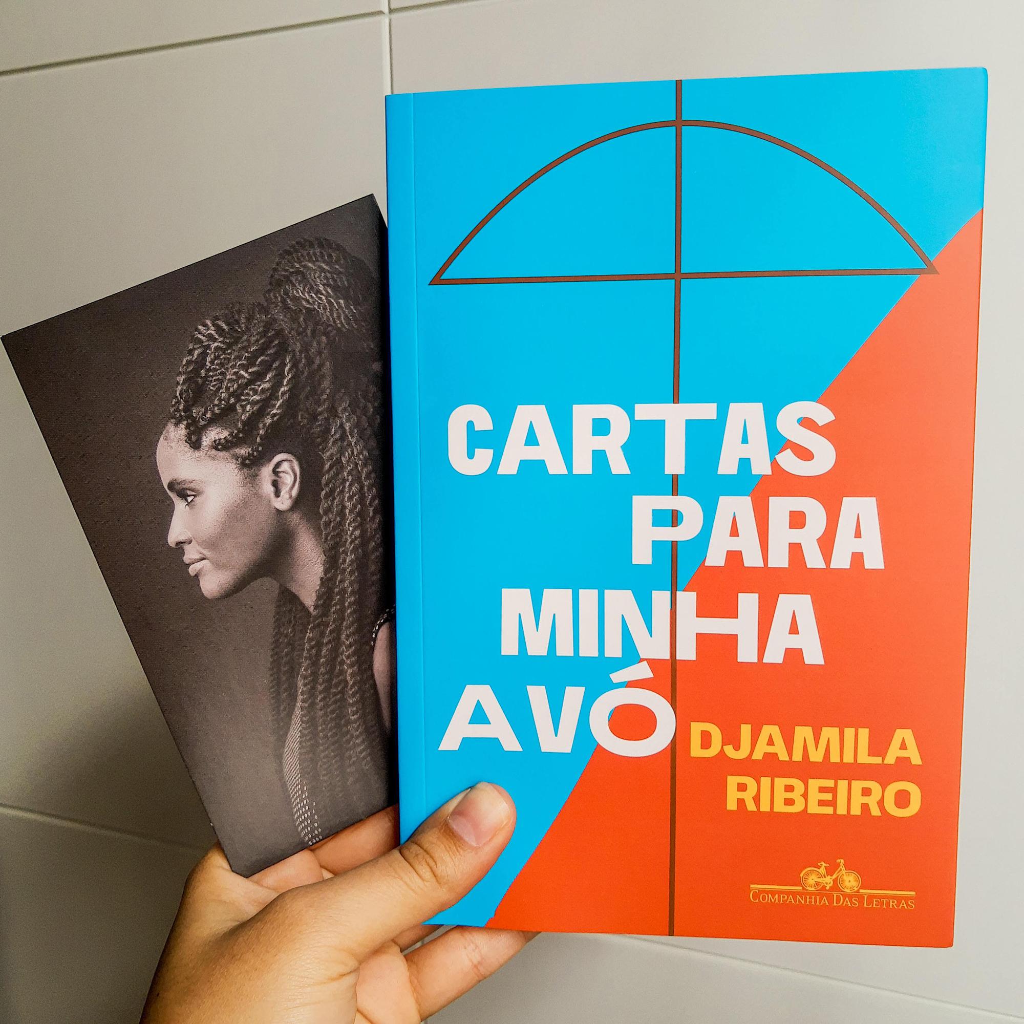 Cartas para minha avó Djamila Ribeiro