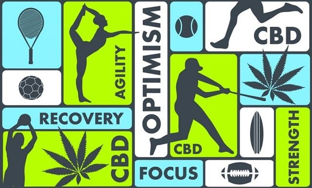 cbd for sports enthusiasts muscle pain treatment athletes