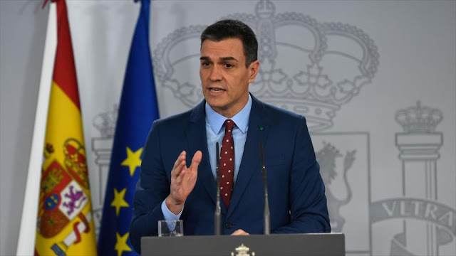 España decreta formalmente el cierre del país por el coronavirus