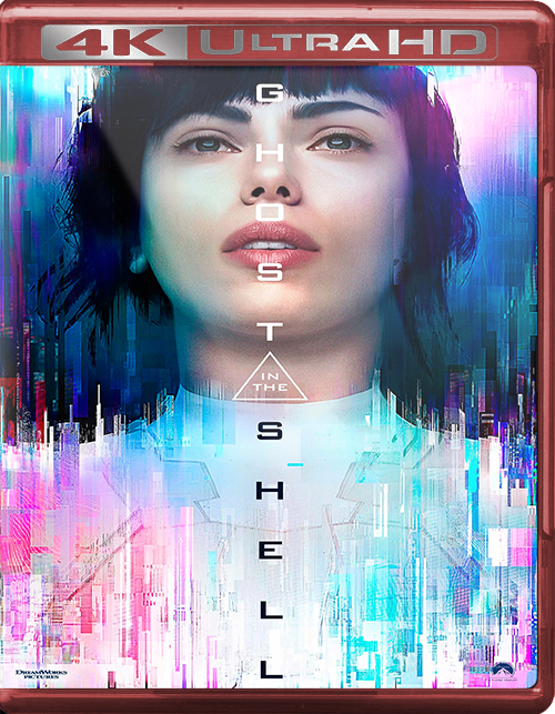 Ghost in the Shell [2017] [UHD] [2160p] [Latino]
