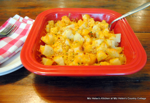 Cheesy Potato Bake at Miz Helen's Country Cottage