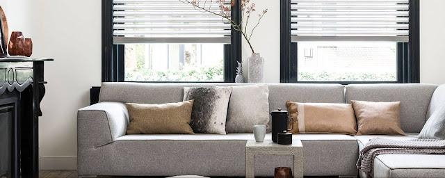 Dé raamdecoratie trends van 2021 - gordijnen