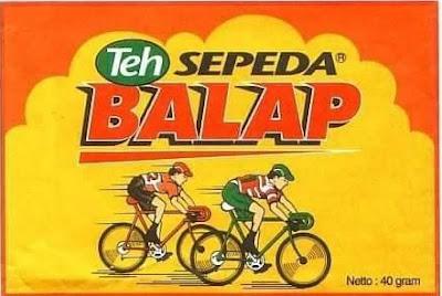 Iklan Teh Sepeda Balap