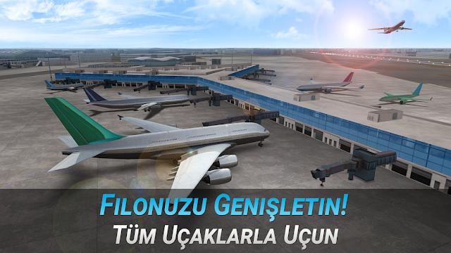Airline Commander Hileli APK