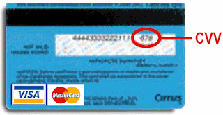 Find Credit Card CVV Code or CVV Number, CVV12 and CVC code on Amex