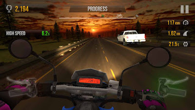 Cheat traffic rider terbaru