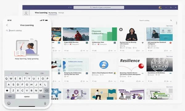 Viva Microsoft New Unique Platform To Work From Home