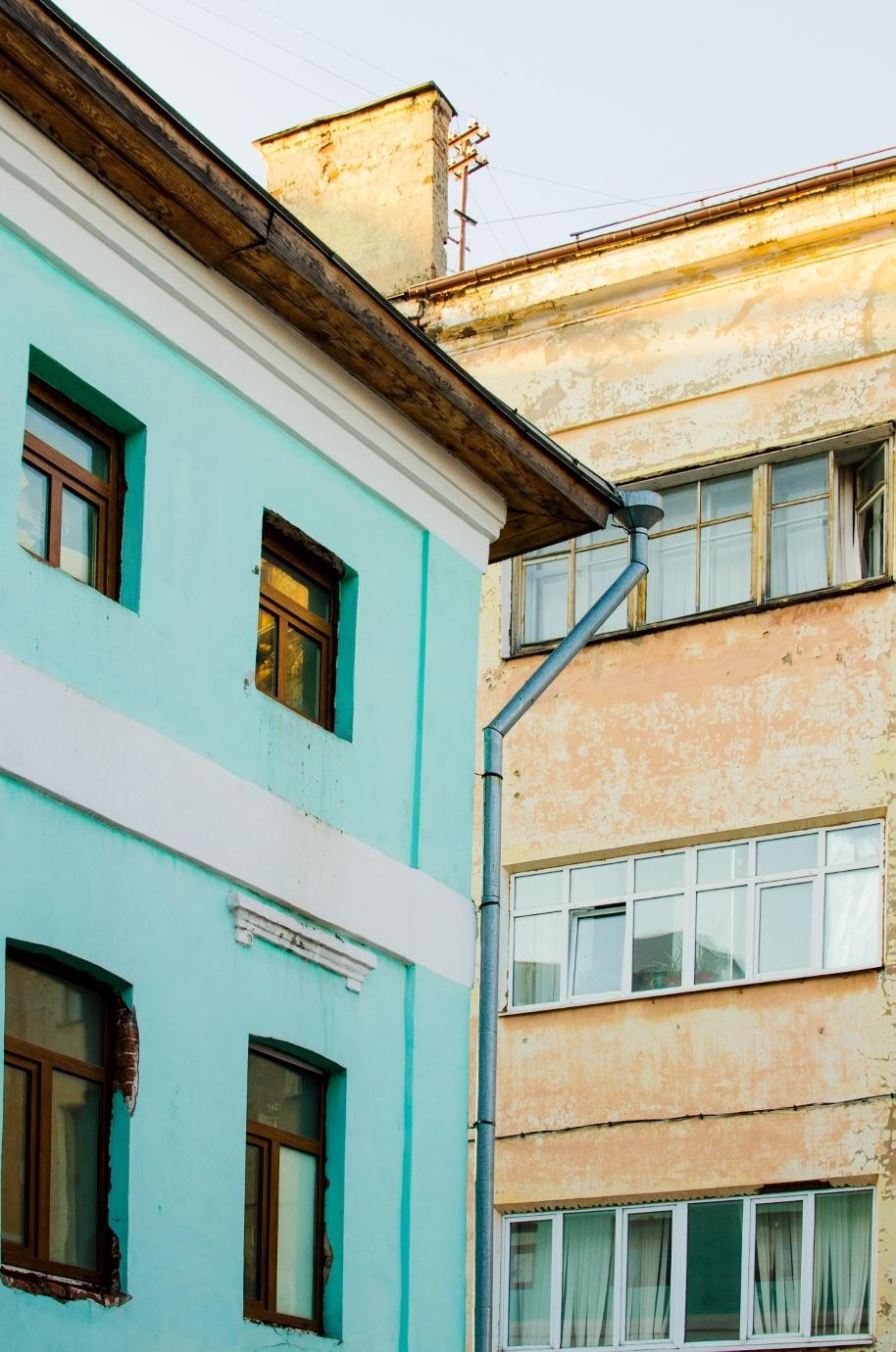 Аптечный переулок. Иваново.