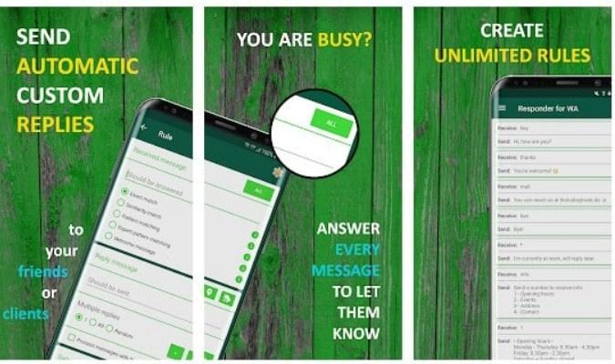 Aplikasi Wajib Pengguna WhatsApp - AutoResponder for WA