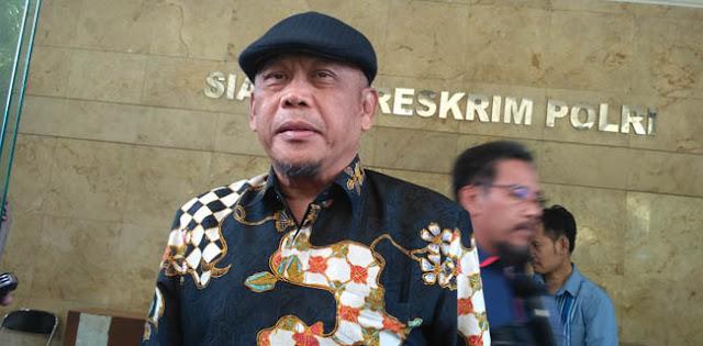 Polisi: Eggi Sudjana Ditangkap Karena Masuk Di Grup WA Sabotase Pelantikan Presiden