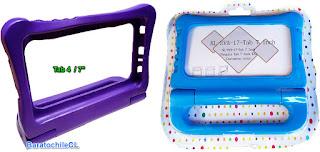 carcasa goma Tablet Tab 4 T230