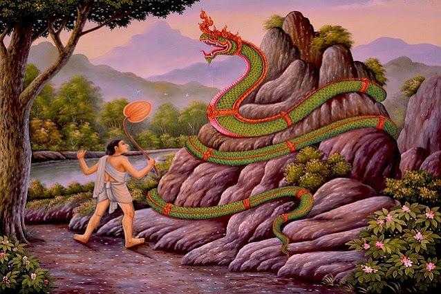 जादुई सांप की कहानी | Magical Snake Story For Kids in Hindi