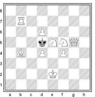 Problema de mate en 2 compuesto por José Antonio Coello Alonso (1º Recomendado, ASIGC 2015-16)