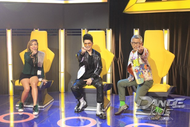 ABS-CBN's 'Dance Kids judges