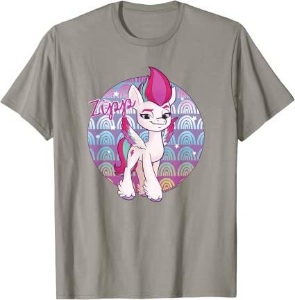 My Little Pony: A New Generation Zipp Circle T-Shirt