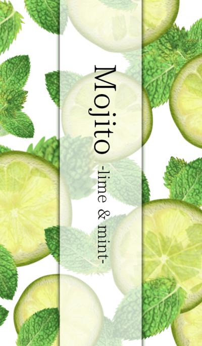 Mojito -lime & mint-