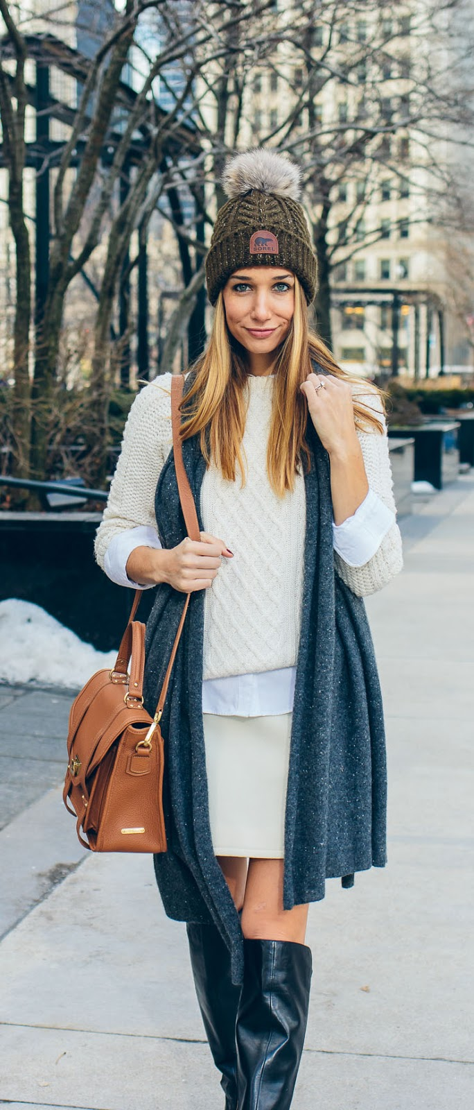 Easy Outfit Ideas To Try This Winter #WinterOutfits