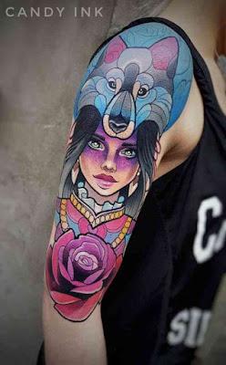 tattoo deep ink for women