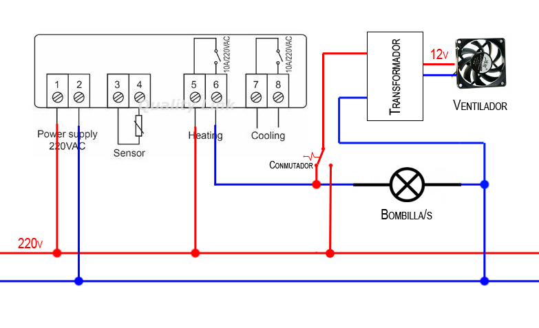 Dibujo De Conexion Electrica - servicio de citas en Pamplona