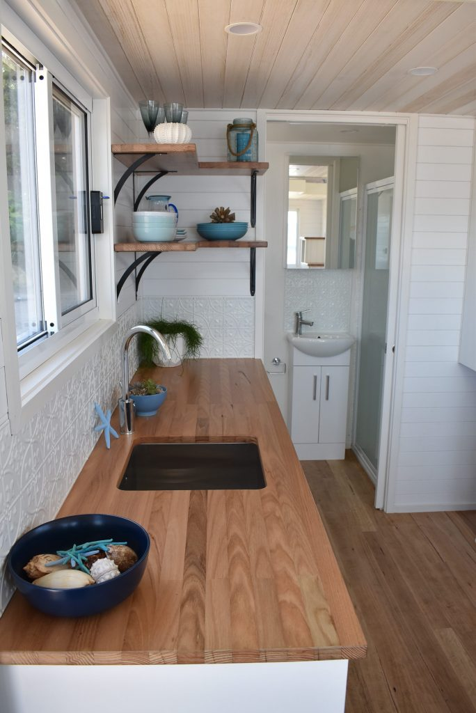 Tiny House Town Seaside Graduate Tiny House