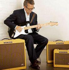 Amplificadores de Guitarra Eric Clapton