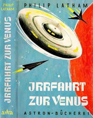 Philip Latham - Irrfahrt zur Venus