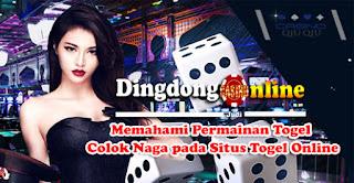 Memahami Permainan Togel Colok Naga pada Situs Togel Online