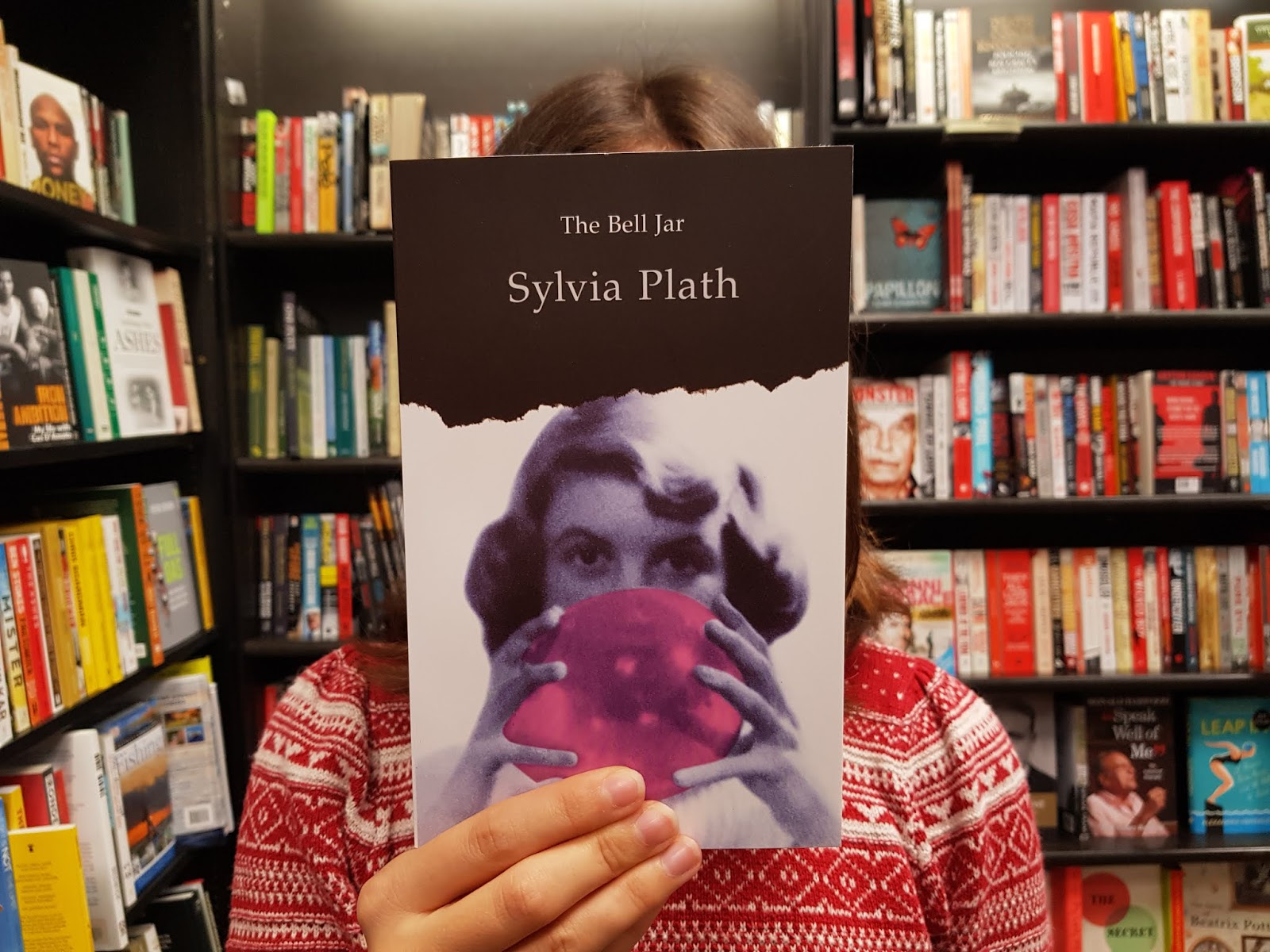 book review sylvia plath the bell jar poet