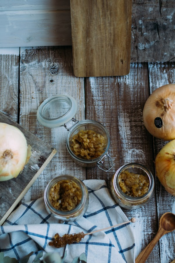 Como hacer cebolla caramelizada