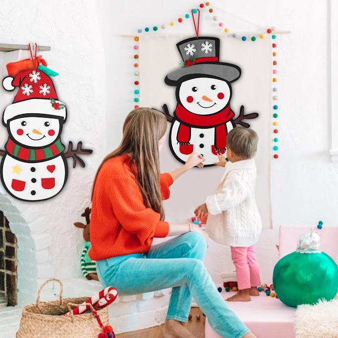 70% off Ayeboovi   Kids Snowman